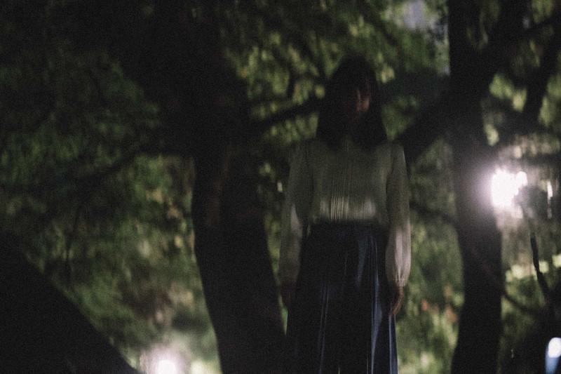 八丁池の女の心霊