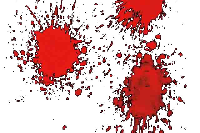 丸山ダム心霊スポットの心霊写真血しぶき