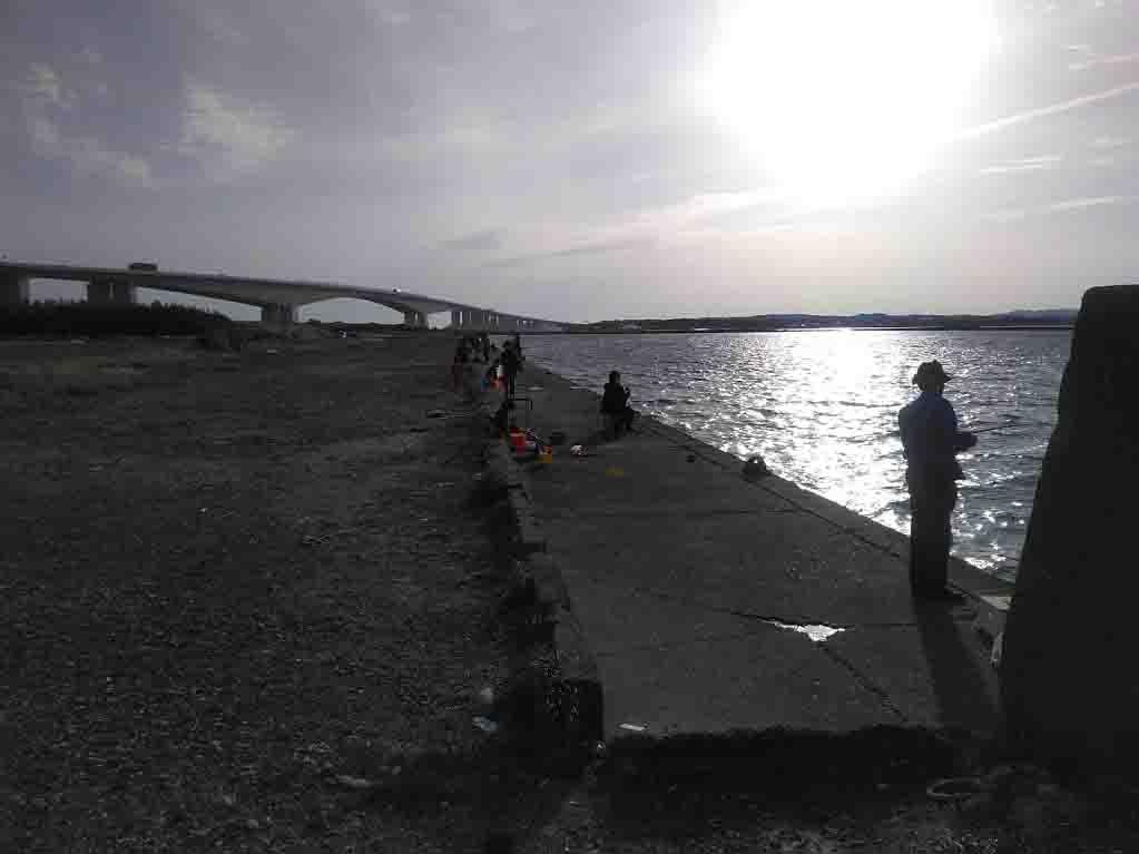 浜名湖フカセ釣り場所