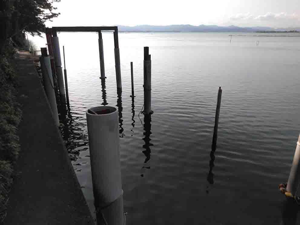 浜名湖釣りポイント乙女園