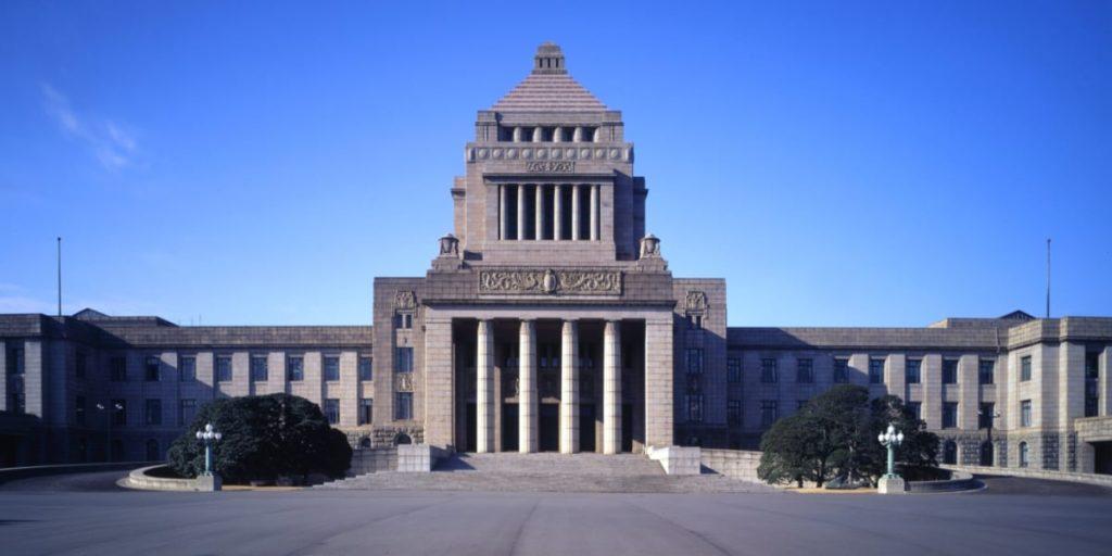 国会議事堂都市伝説