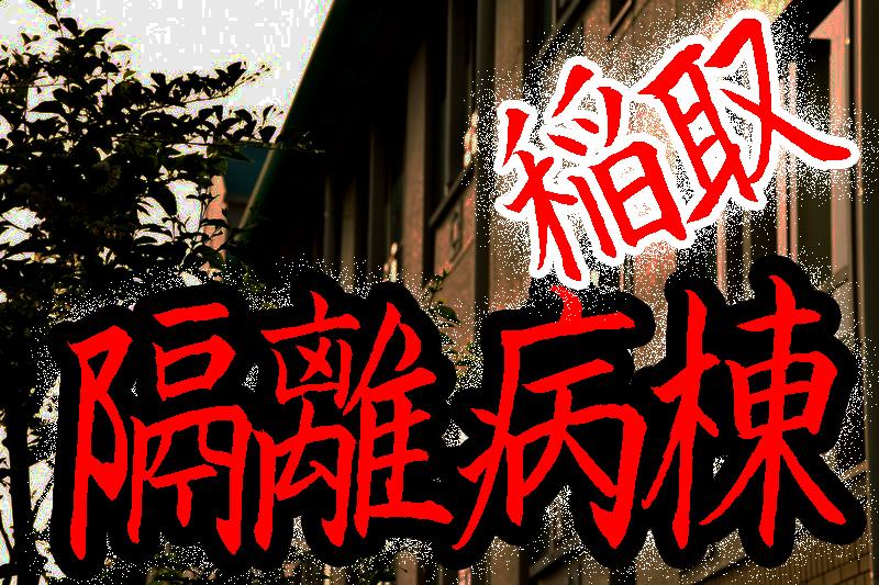 静岡県東部にある心霊廃墟稲取隔離病棟の画像です。