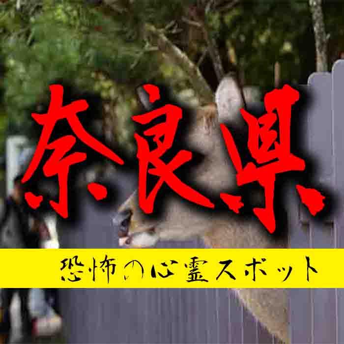 奈良の心霊スポット