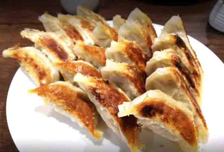 浜松餃子の店かめは美味しい
